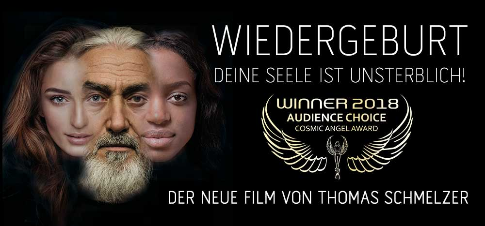 "Cinema documentary on Reincarnation ""WIEDERGEBURT"" by THomas Schmelzer & Mystica Film (c) 2018"